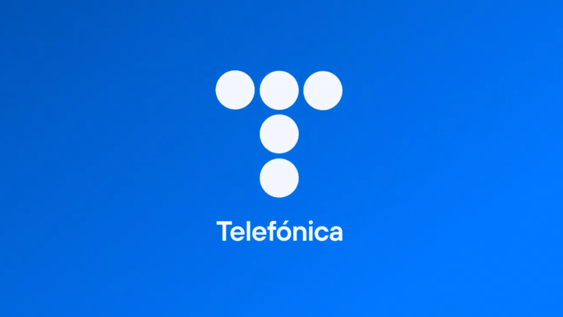 Telefónica cambia de logo después de dos décadas
