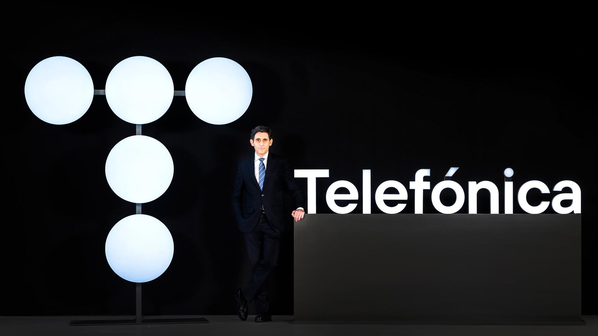 Telefónica presentación